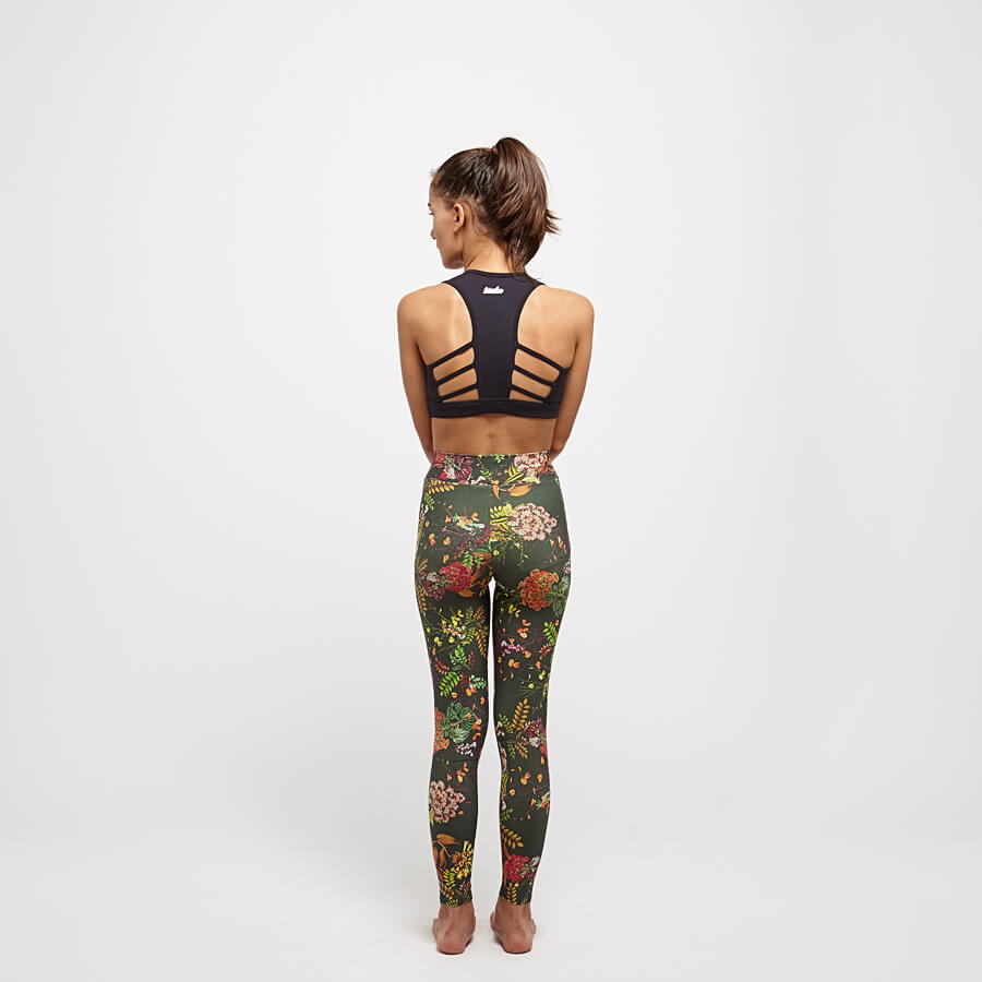 cc1391e387 FRIDA KAHLO – TEEN – LEGGINGS – Colour Flow Active Wear